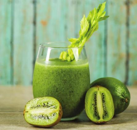 The Health Benefits of Kiwis