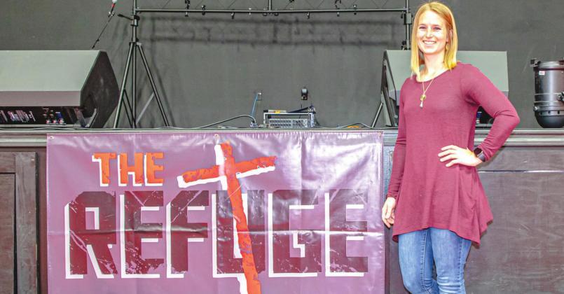 Kristi McQueen joins the Refuge in Olney