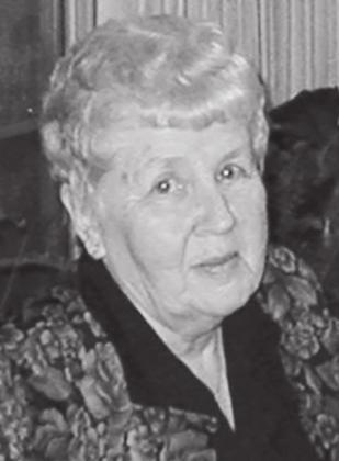 Obituary: Gladys Hazel McQueen