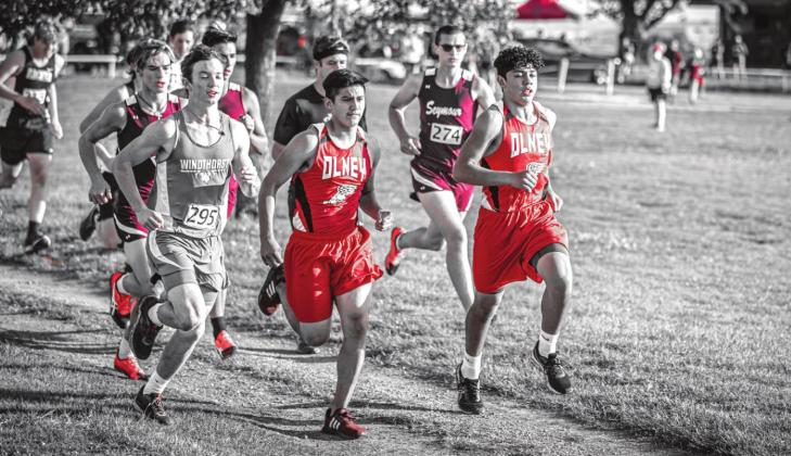 X-Country Cubs Meet at