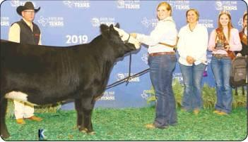 OHS student excels in FFA
