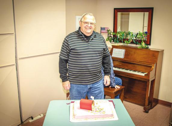 Sr. Cub Center celebrates February birthdays