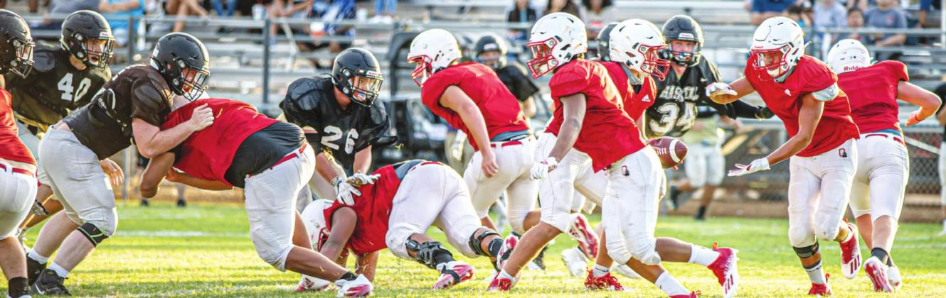 Cubs travel to Haskell to