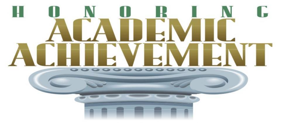 HONOR ROLL - 4th Six Weeks Olney High School