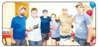 First Responders flood Olney for a cause