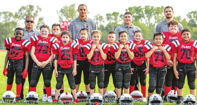 Top of Texas Pee Wee Football