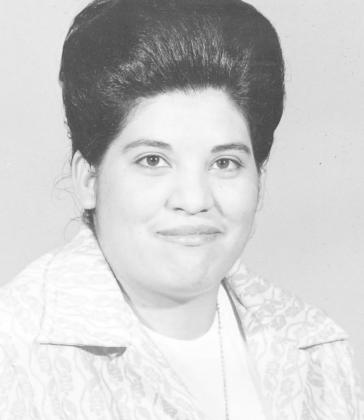 Obituary: Elvira G. Aleman