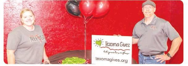 Texoma Gives increases awareness for Olney's service organizations