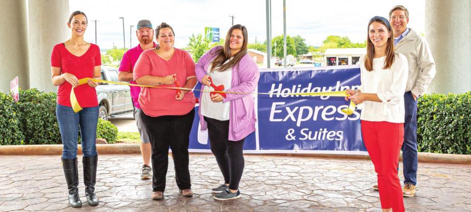 Holiday Inn joins Olney Chamber