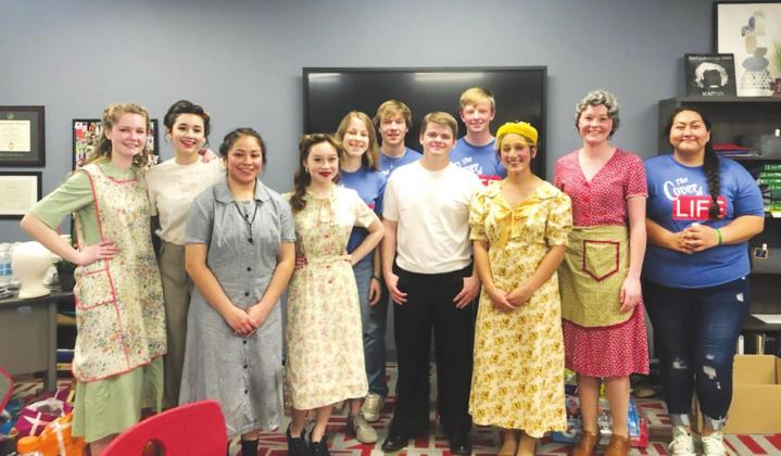 Olney High School OAP moves on to UIL