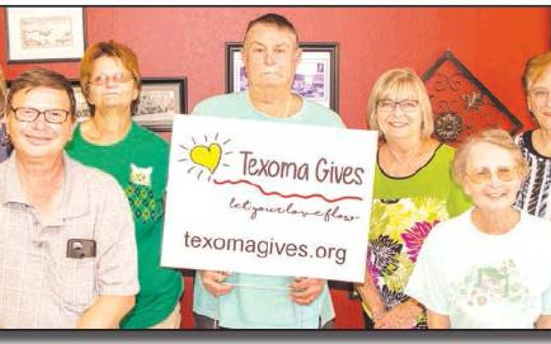 Texoma Gives in Olney