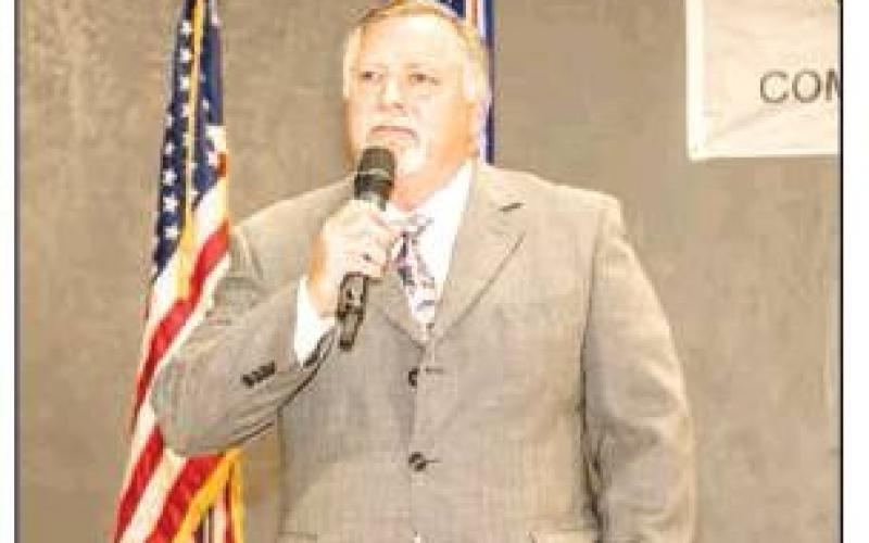 Young County Republicans' gala rallies supporters
