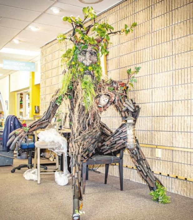 OCLAC Displays Enchanted Puppets By Artist Kacy Latham