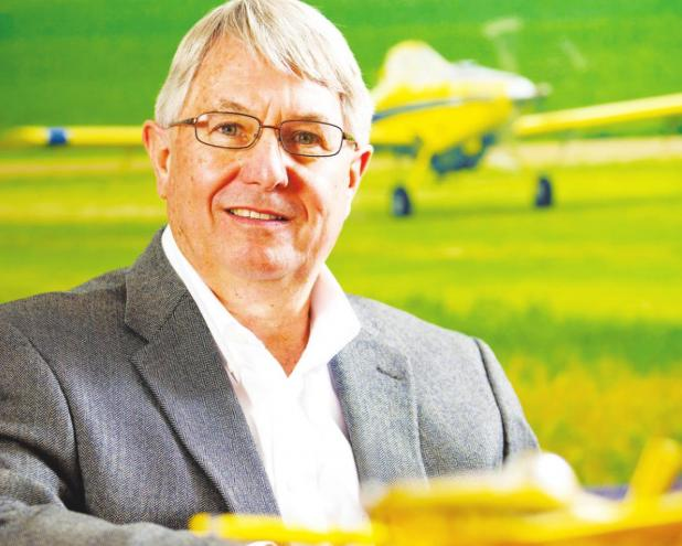 Air Tractor VP of Finance retires after 31 years