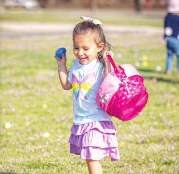 The Refuge Easter Egg Hunt