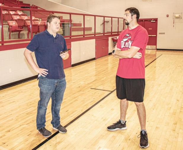 Olney Welcomes New Coach