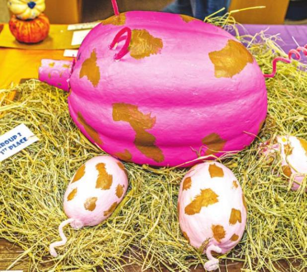 40th Annual Pumpkin Contest Winners