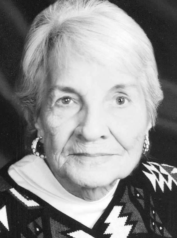 Obituary: Geraldine Eubank