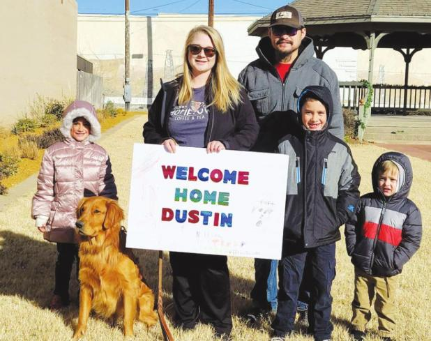 "Dustin Heard ""Hometown Hero"" Comes Home"