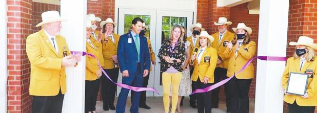 Hospice of Wichita Falls opens new facility