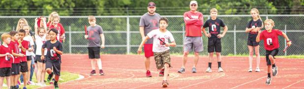 Lil' Cubs end the season with a dash