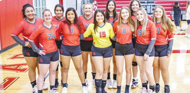 PHOTO BLURB: Pictured are the Lady Cubs JV Squad