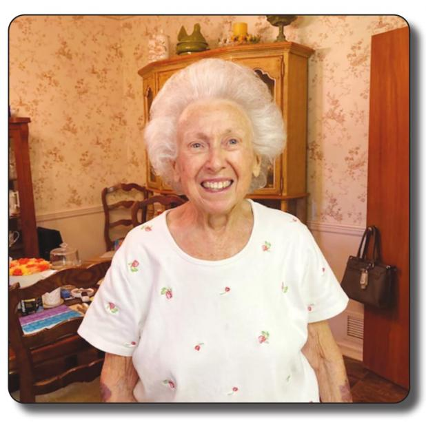 Parade Sat., Oct. 16 in Celebration of Kathrine Atchley's 100th Birthday