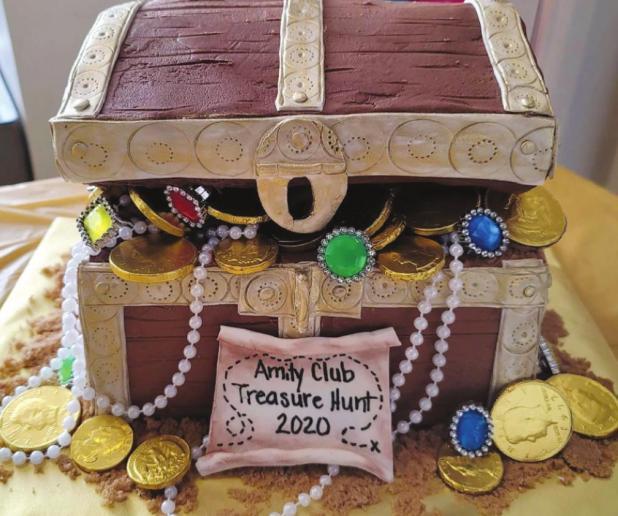 Amity Club Meeting & Treasure Hunt