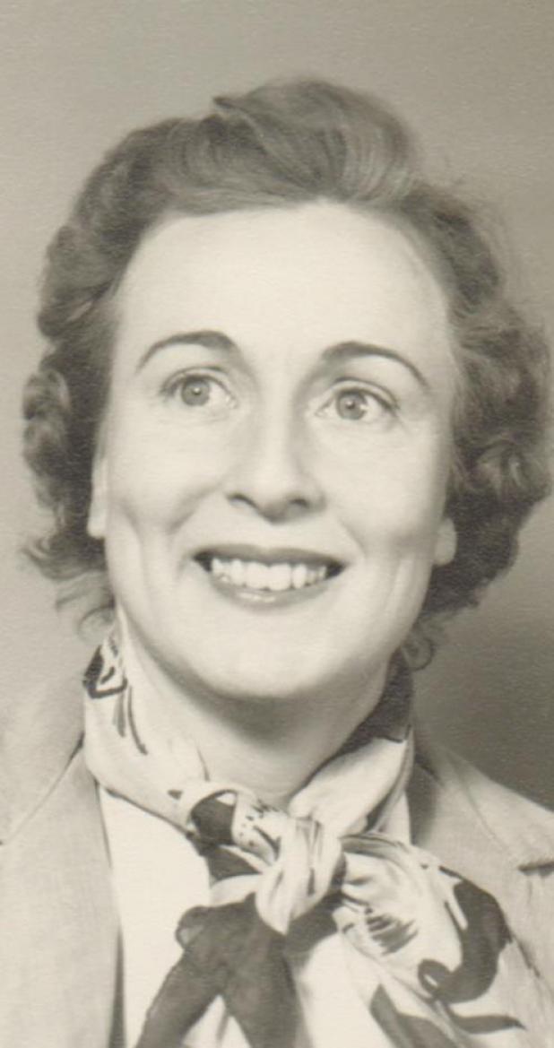 Celebrating National Women's History Month: Juanita Schlegel