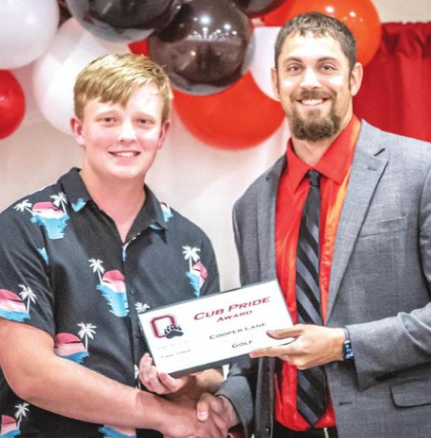 Olney ISD Athletic Banquet