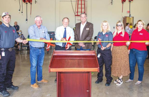 OHH Opens New EMS Building