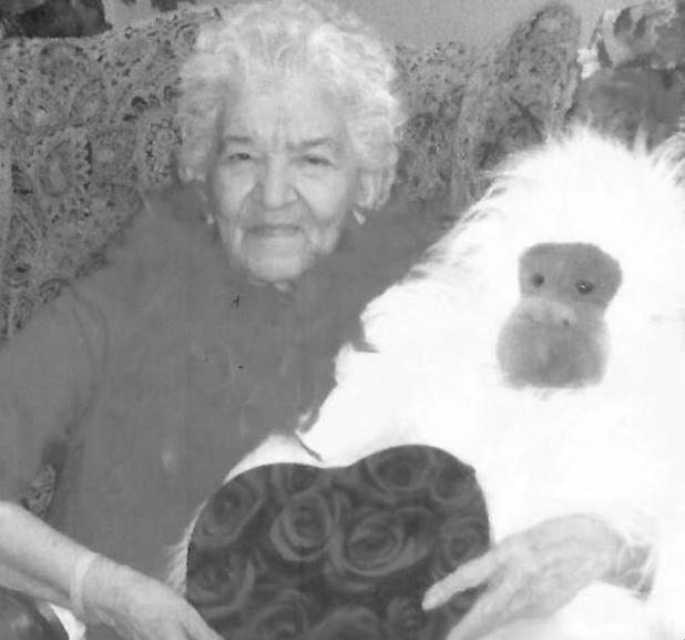 Obituary: Delia Calderon