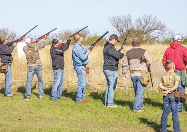Olney Recreation Association's Skeet Shoot