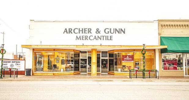Archer & Gunn Mercantile