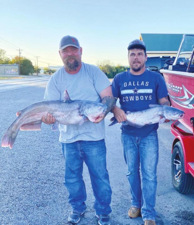 Record Catfish Caught at Lake Graham