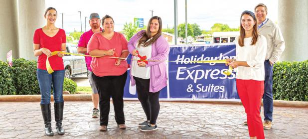 Holiday Inn joins Olney Chamber