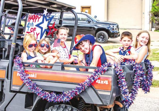 Olney in America Celebration Young County Veterans Honored