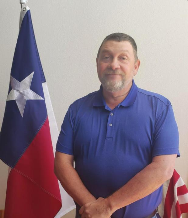 Dirk Barrington for Olney ISD School Board