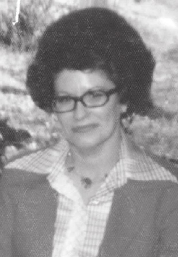 Obituary: Jackie Owens Goff
