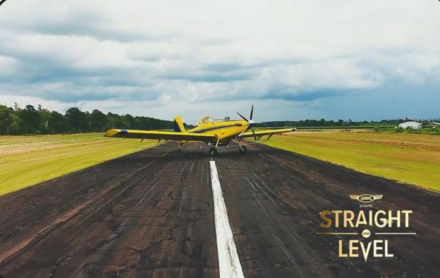 "Air Tractor featured in Ep. 4 of ""Straight and Level"" TV series"