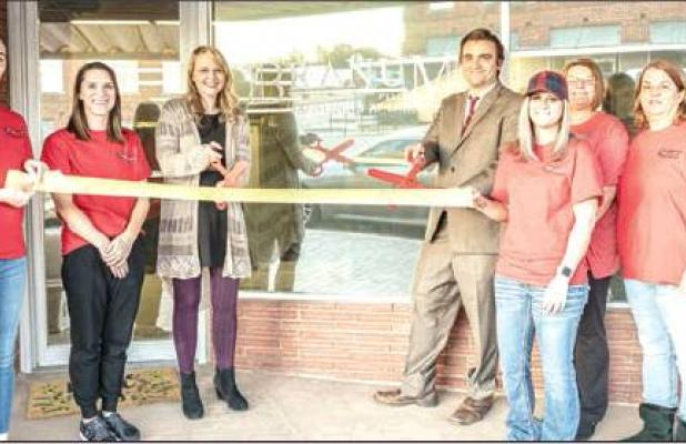 Ribbon-Cutting for Branum Law Firm