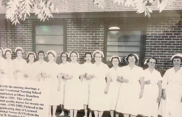 George B. Hamilton School of Nursing