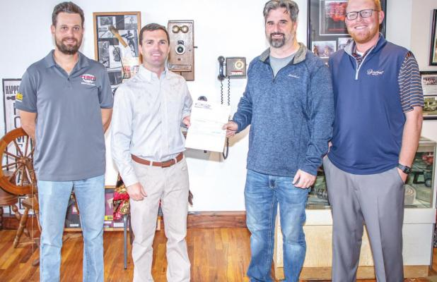 Perry Foundation awards grant to KOB