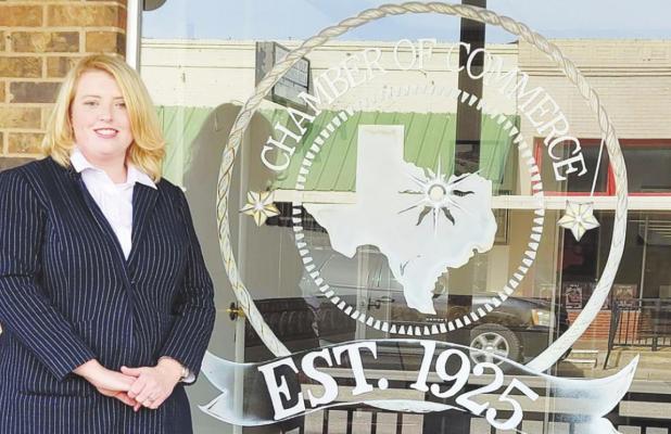 Olney Chamber of Commerce Deidra Choat-Brown