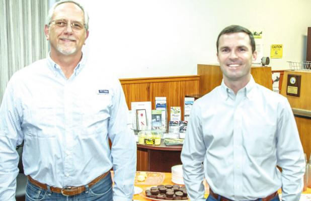 Jeske Passes Mayoral Torch to Rogers