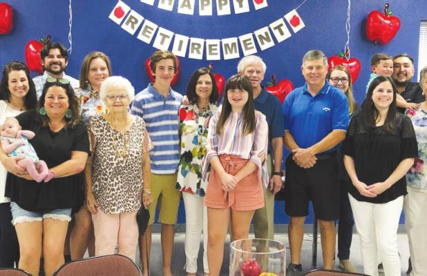 Sherry Altmiller Retires After 30 years