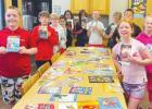 OCLAC gives free book to students