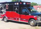 Olney's New EMS Ambulance Makes Debut