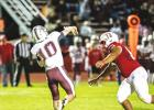 Olney Cubs Battle the Seymour Panthers in the District Game, Oct. 16