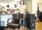 Olney's newest cosmetologist is open for business